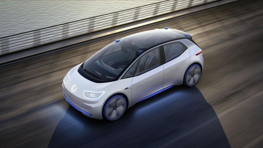 大众电动概念SUV或亮相2017上海车展