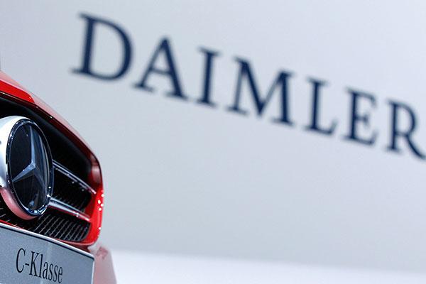 戴姆勒员工在德遭调查 涉嫌操纵排放测试