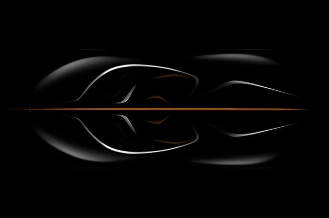 迈凯伦全新三座超跑最新预告图发布 2019年上市