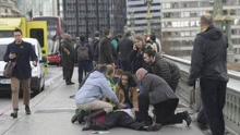 英议会大厦枪击事件致5人死亡