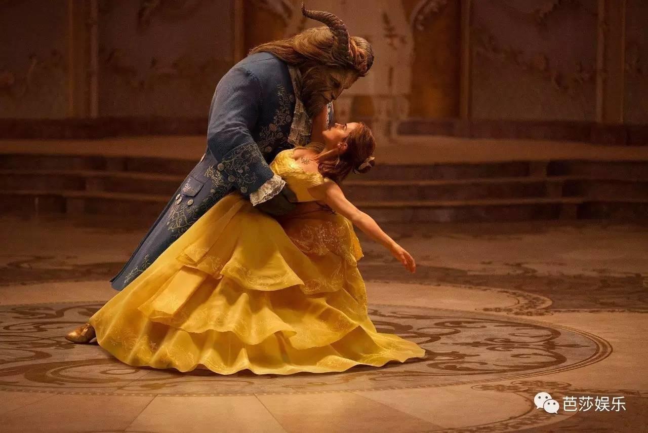 最勇敢的公主无需骑士,最温暖的野兽变成王子,爱比美貌更敢说永恒