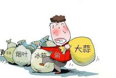 奇葩盗贼市场盗大蒜250多公斤 案值3千多入狱半年