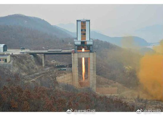 朝鲜半岛局势呈紧张态势 中国努力推进外交对话