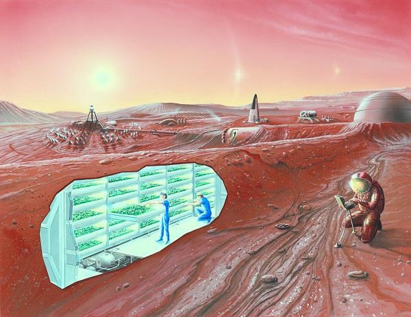 想要适应火星生存?人类或需对身体进行基因改造