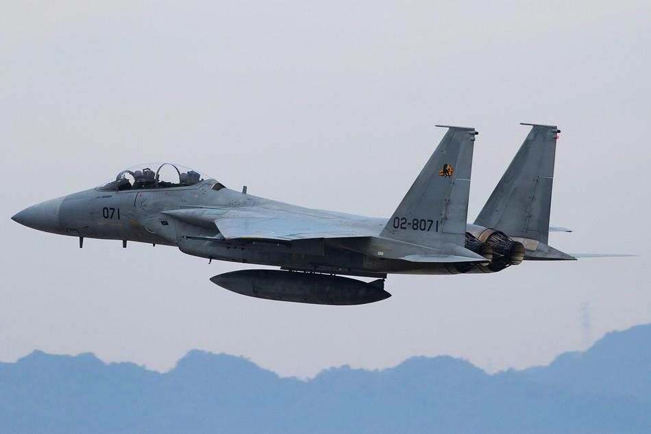 美军考虑退役F-15战机 最大受害者也许是日本