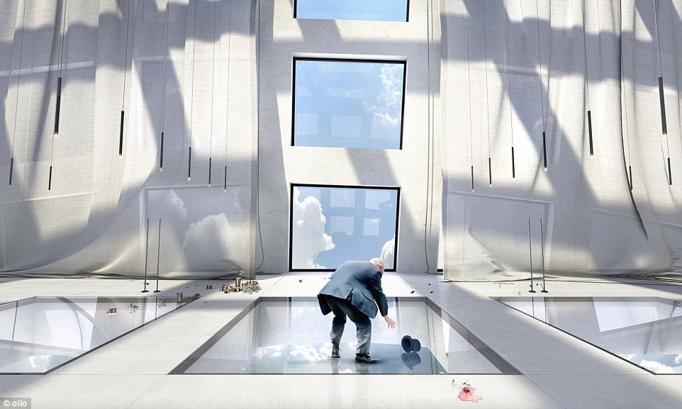 纽约将建U型摩天大楼 或为世界最长建筑