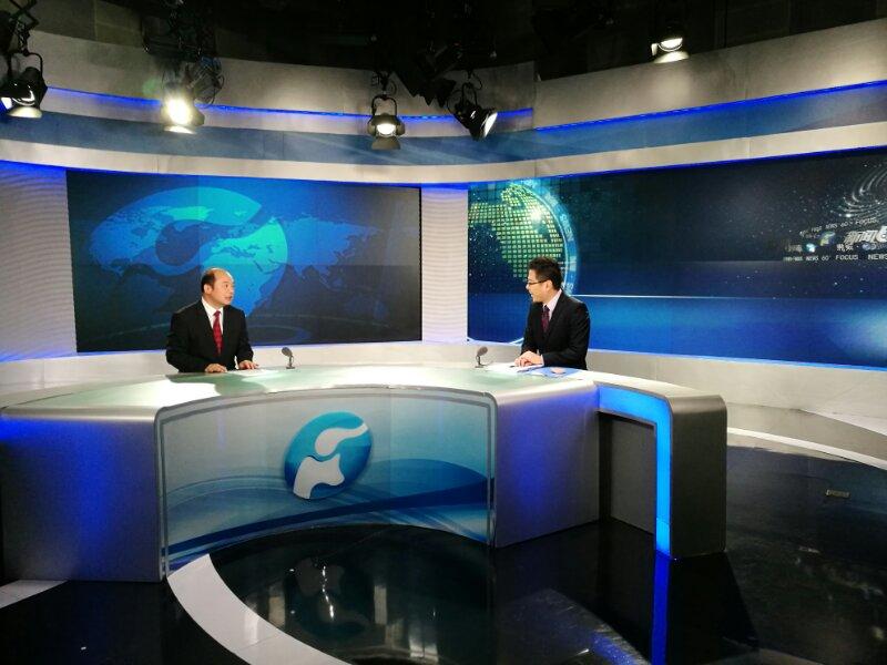"""杨建国:河南自贸区将为""""三区一群""""提供制度创新"""