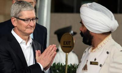 官员:苹果将在2个月内于印度生产iPhone