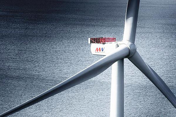 丹麦建全球最大风力发电机 叶片长达80米