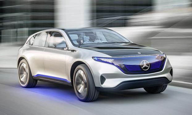 奇瑞在华投诉奔驰 称新能源车标侵权