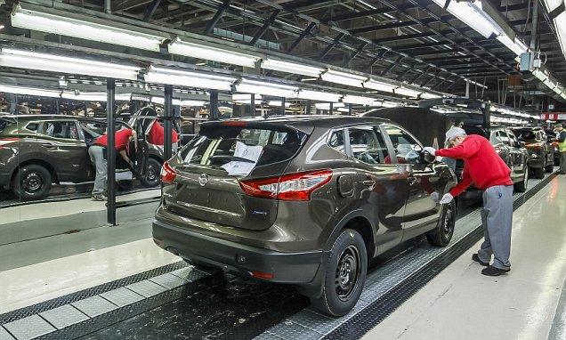 出口拉动 英国2月汽车产量创17年来最高