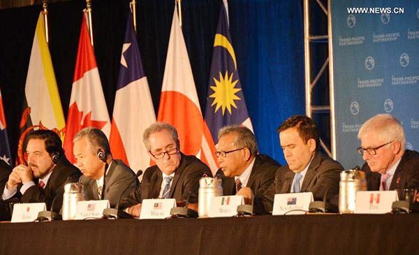 评论:中国是否加入TPP并非区域贸易自由化之关键