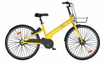 ofo联合骑呗发布定制版共享单车 将投放杭州和济南