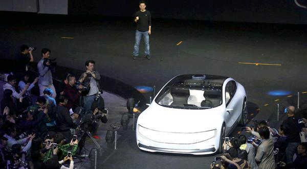 互联网企业跨界造车潮重塑汽车生态