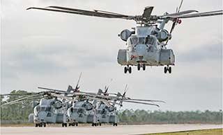美国最强运输直升机服役日更近
