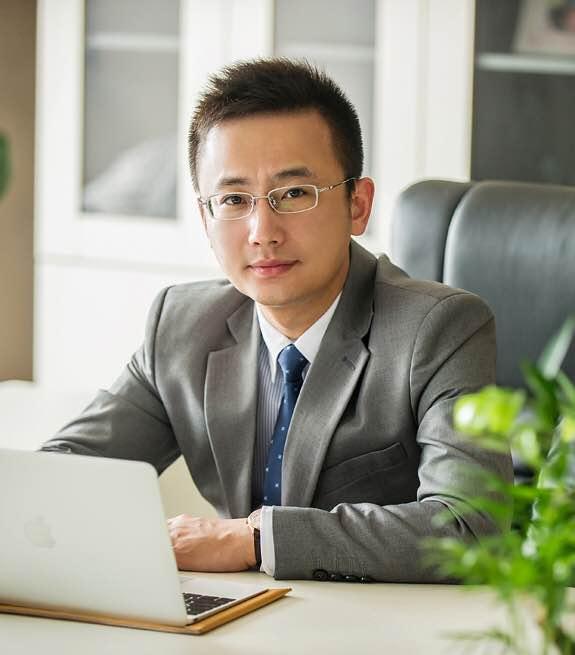 金信网总经理徐磊锋