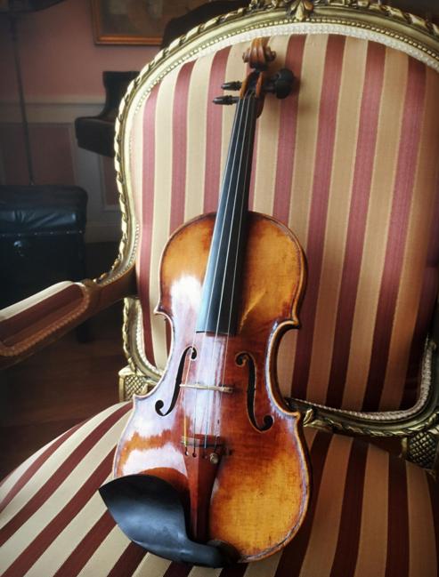 世界最顶级小提琴来到中国,首次被我国名家购得