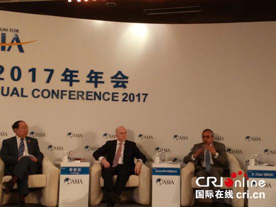 印度工商联合会秘书长:望中印能够从全球化进程中长久获利