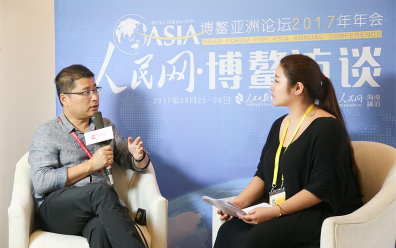 【博鳌2017】酷派刘江峰:认真打造产品 提高用户体验