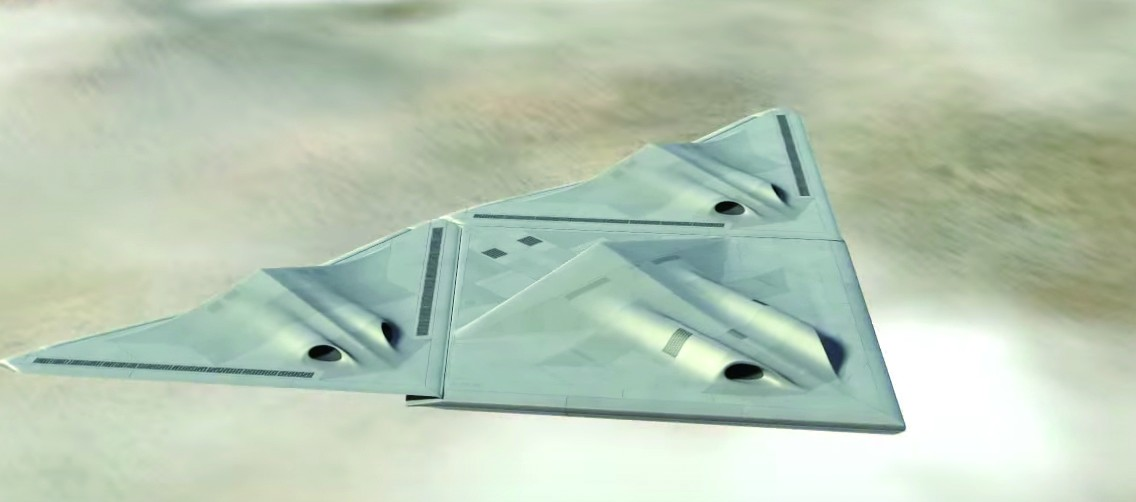变形金刚版无人机?西方军工巨头研发科幻武器