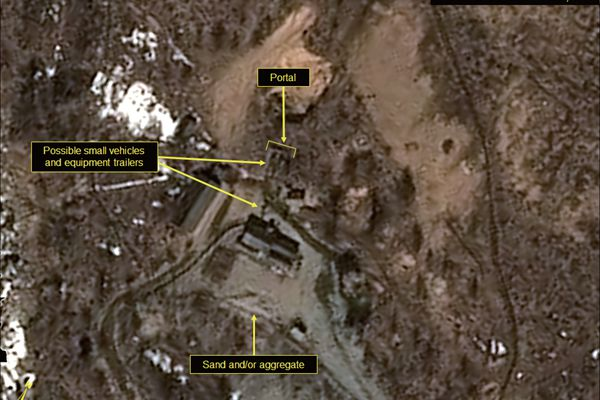 美韩预测朝鲜第六次核试 或一天进行多次试验