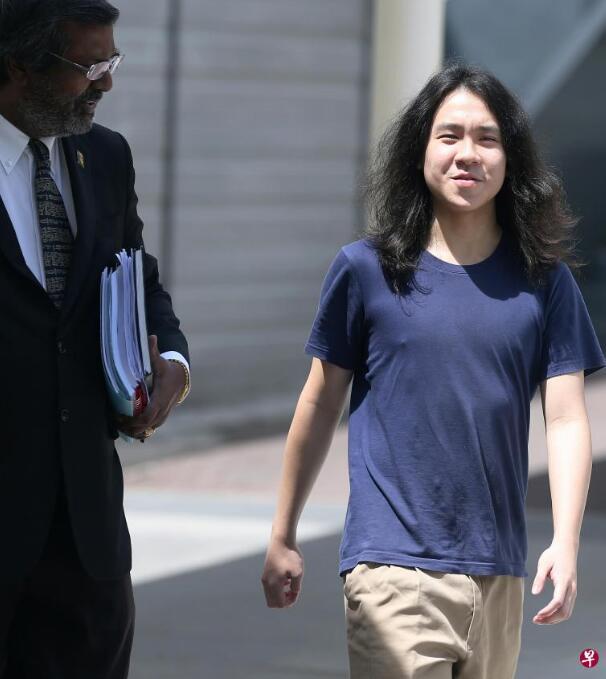 新加坡回应该国少年获美庇护 :接受仇恨言论的人是美国权利