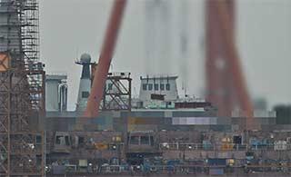 航母补给舰二号舰建造进展顺利