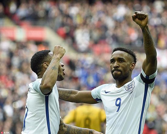 世预赛-迪福瓦尔迪破门英格兰2-0 全欧唯一0丢球