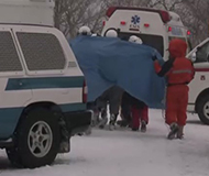 日本一滑雪场发生雪崩 6名高中生死亡3人失踪