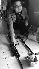 黑手伸向物流业:多地购配件 一个多月装好一把枪