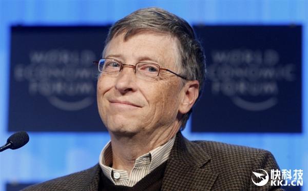 世界上最富人比尔盖茨真逆天:财富冲击万亿美元