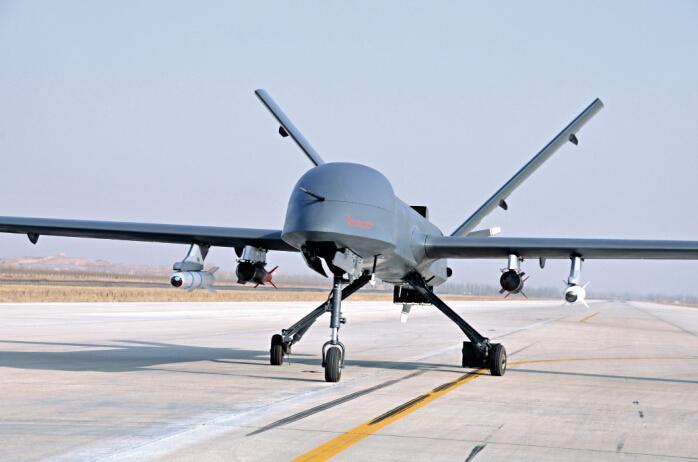 沙特将引进中国无人机生产线,执行反恐任务出色