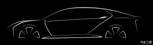 与科尼赛克合作 观致轿跑概念车预告图