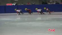 短滑主教练遴选北京冬奥人才 00后成主力