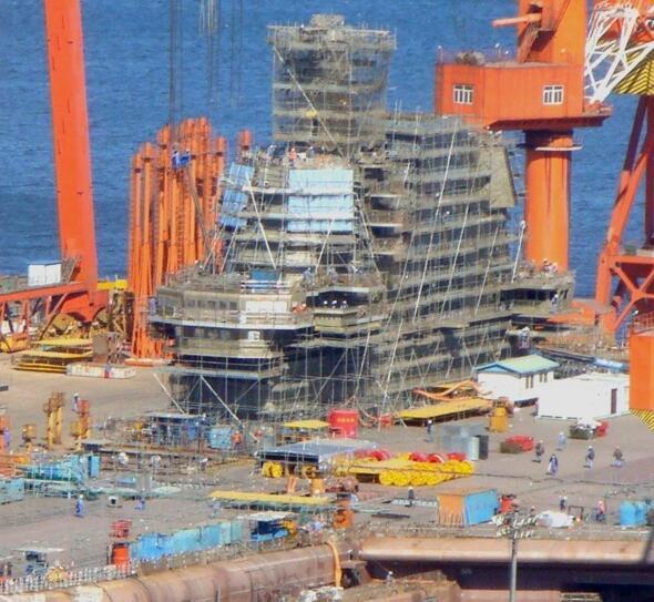 俄媒:20年后中国海军或成太平洋地区最强存在