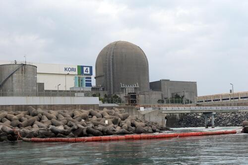 韩国古里核电站反应堆停运 或因冷却剂泄露