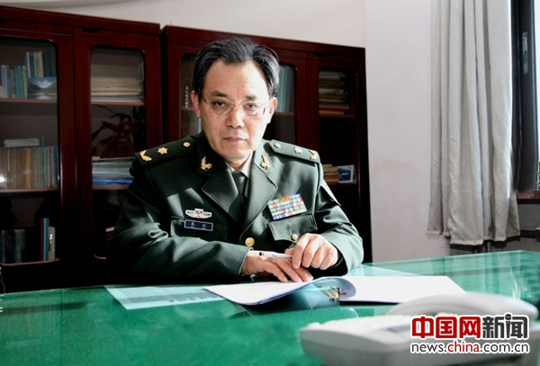 戴浩:军民融合重心要放在为军事斗争准备服务上