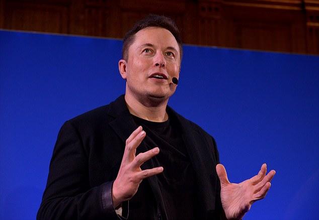 马斯克:人类无法阻止人工智能  幻想人机共生体