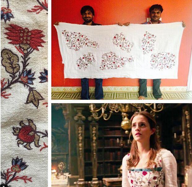 美媒:好莱坞帮助印度手工艺行业大放异彩