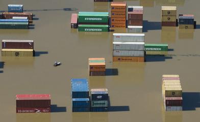 研究称欧洲部分地区本世纪末或被洪水淹没