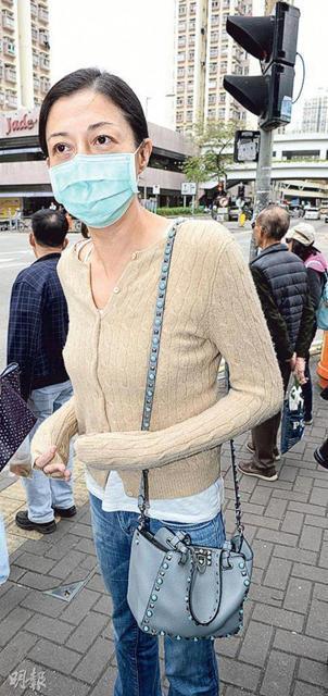 吴绮莉被记者连日追访不耐烦:女儿很安全 没事了