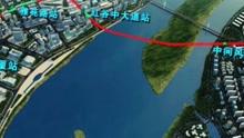 南昌地铁2号线盾构隧道成功穿越赣江