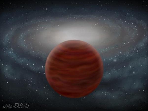 天文学家找到迄今为止最纯的大号棕矮星:是太阳的250倍