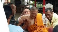泰国住持逼情人堕胎 遭连开6枪报复