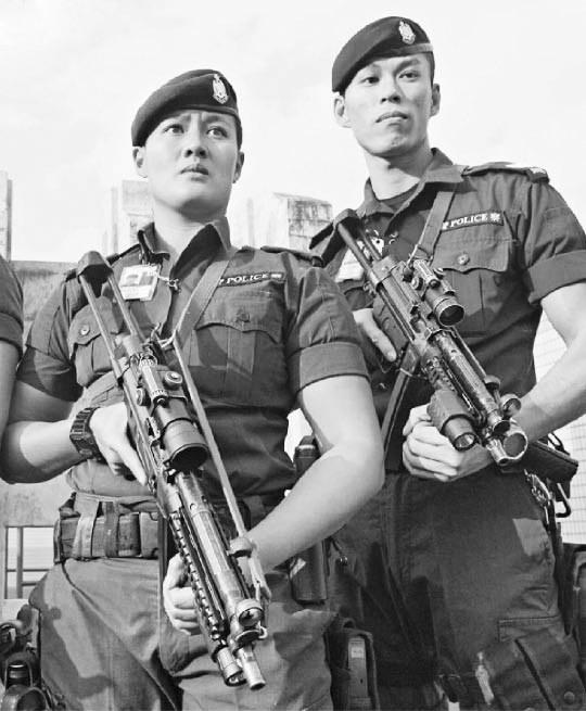 """港媒披露香港""""要员保护组"""",揭开林郑""""背后的女人""""神秘面纱"""