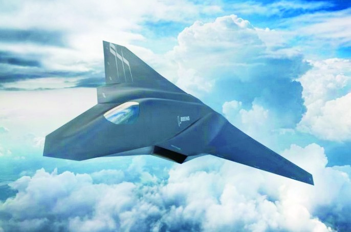美英德日纷纷预研第六代战机 中国应有所准备