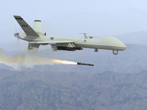 无人机--外媒:中国试图打破美国在无人机领域垄断地位