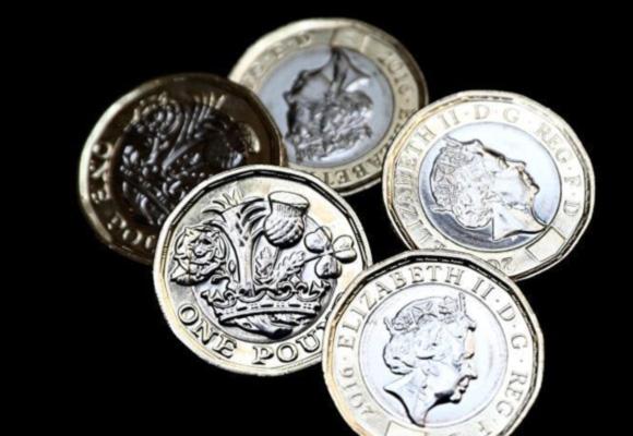 """英国新硬币开始流通 被称为""""世界上最安全的硬币"""""""