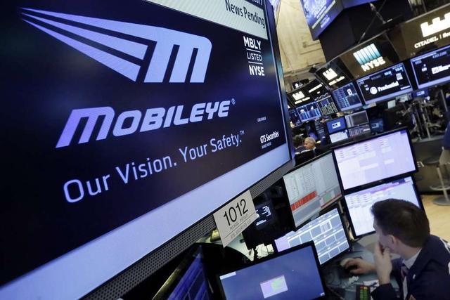 英特尔收购Mobileye 新闻背后的人工智能布局