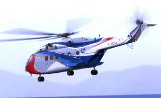 AC313直升机大雨试飞成功 适航验证工作全部完成